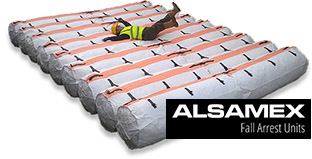 Alsamex Fall Arrest Units